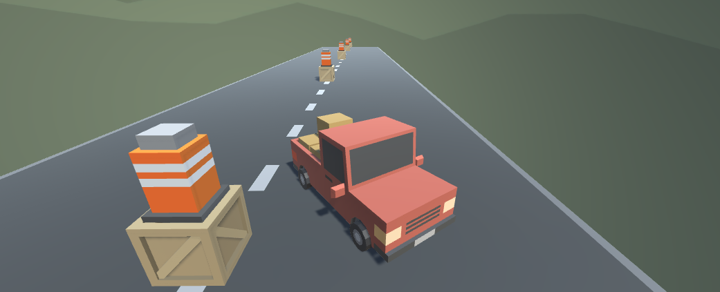 Truck Driving Game, by Kelvinkit (Clever Games & Toys)