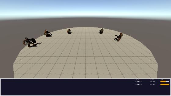 Active Time Battle (ATB) Prototype v0.1.0 (Alpha)