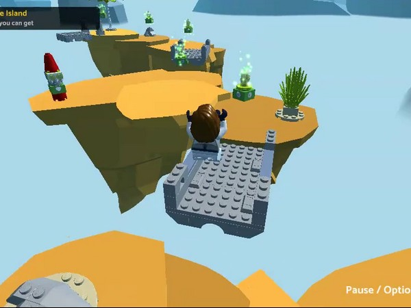 My new microgame - Santiago