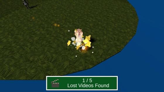 Global Game Jam 2021 - Riko's Lost Blockbuster Videos