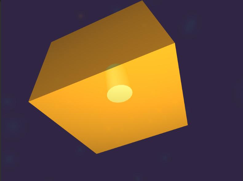 Challenge : Mod The Cube - Pablo Monfort Viñales