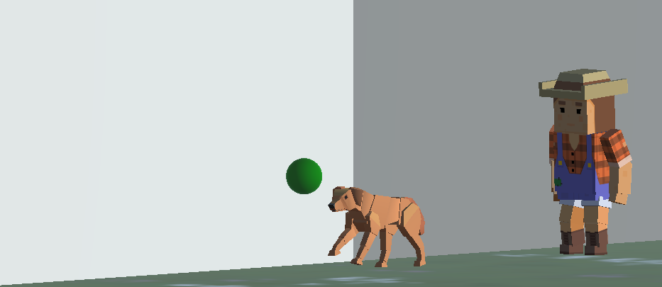 Play Fetch with my DOG by Kelvinkit (Clever Games & Toys)
