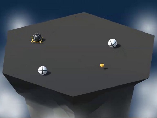 Survival Game: Rolling the Ball , by Kelvinkit (Clever Games & Toys)