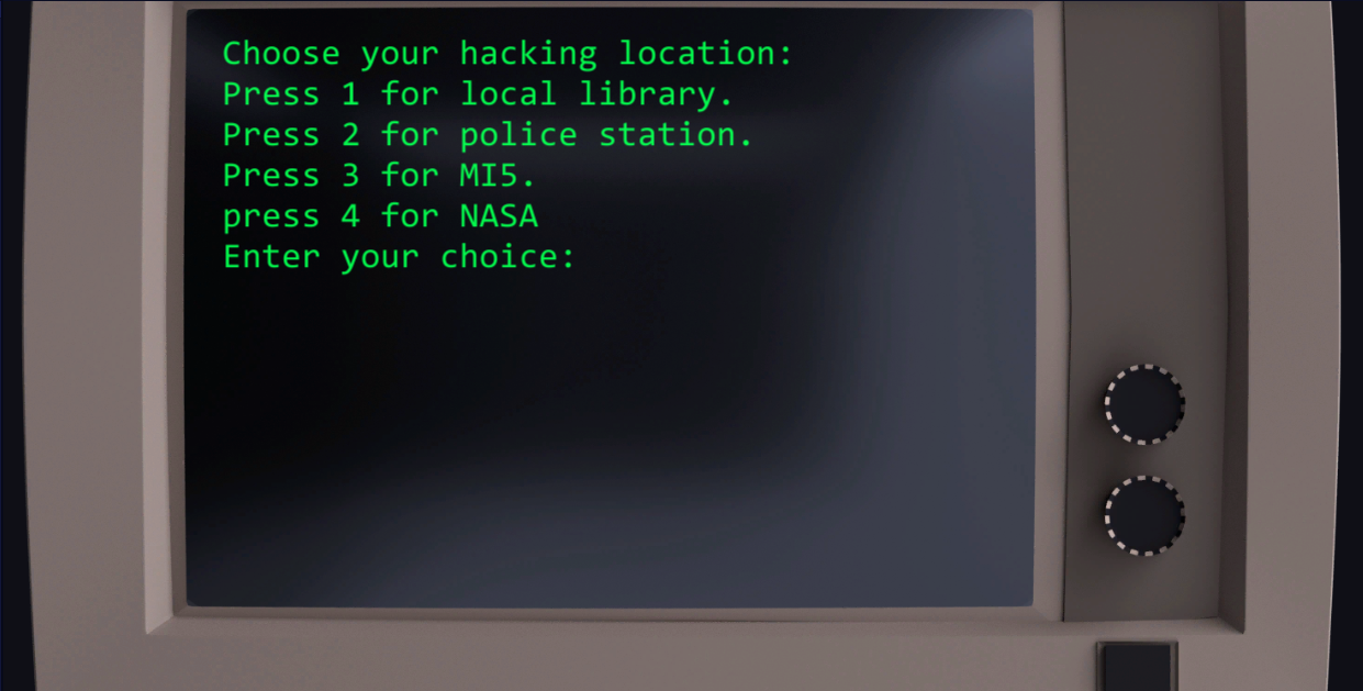 Terminal Hacker
