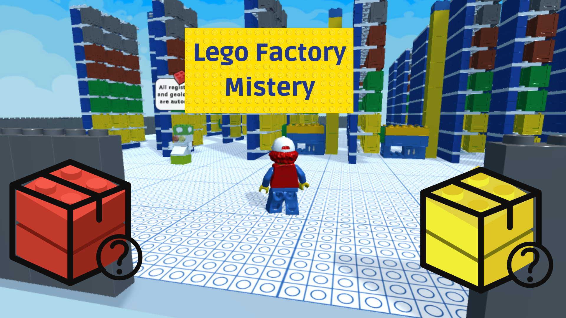 The Lego Factory Mistery