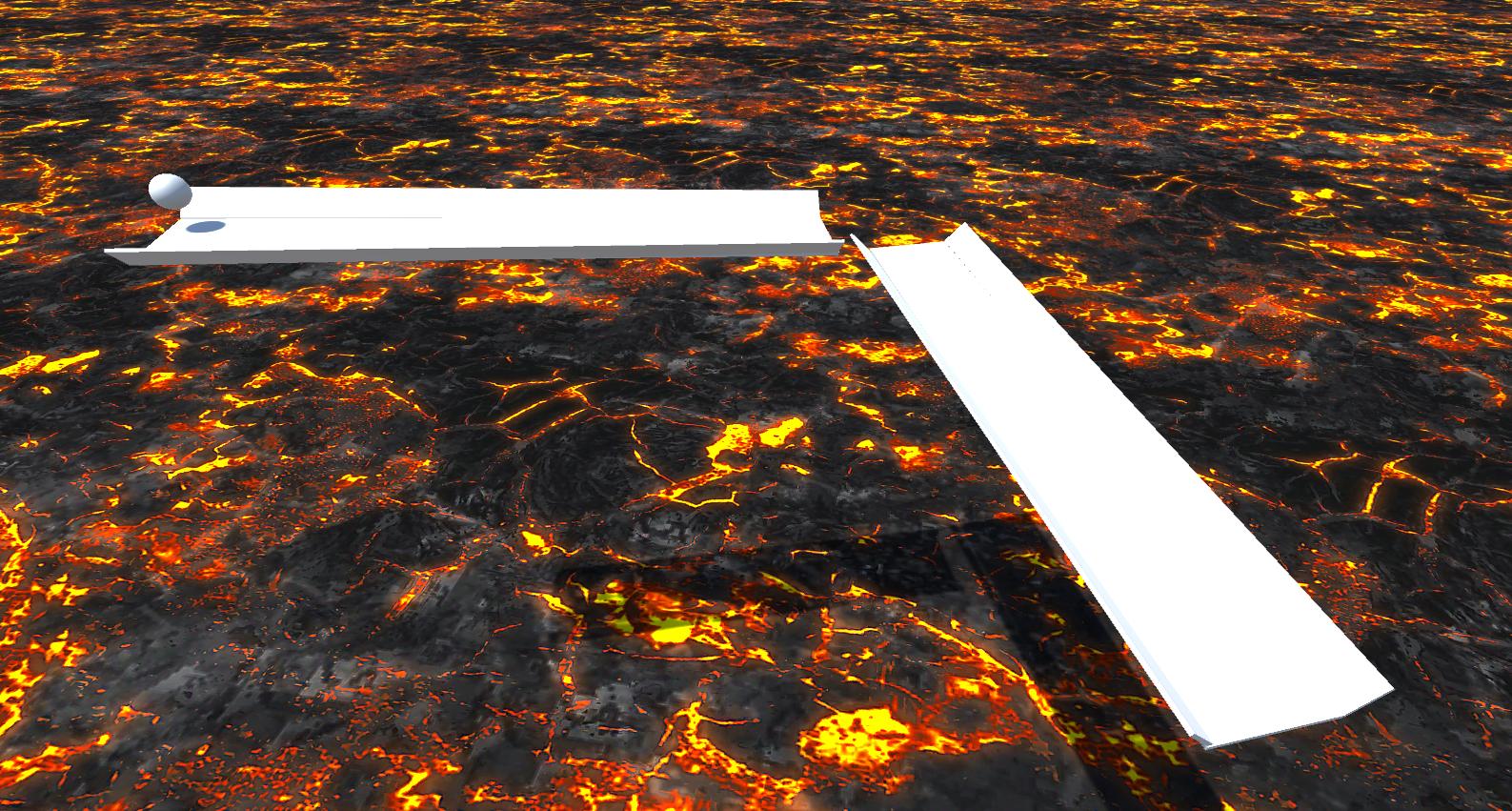 Pathways - Floor is lava
