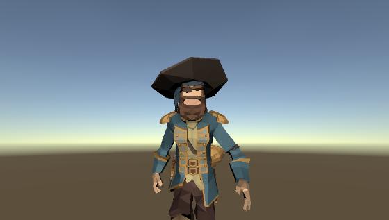 Character Select Micro Prototype v0.3.2