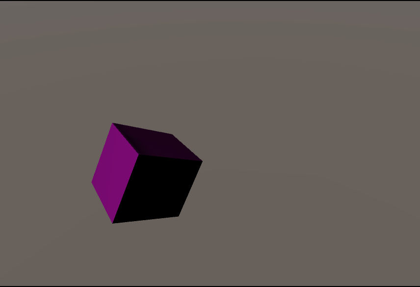 Cube Spinning