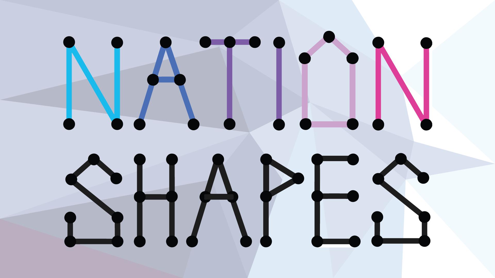 Nation Shapes
