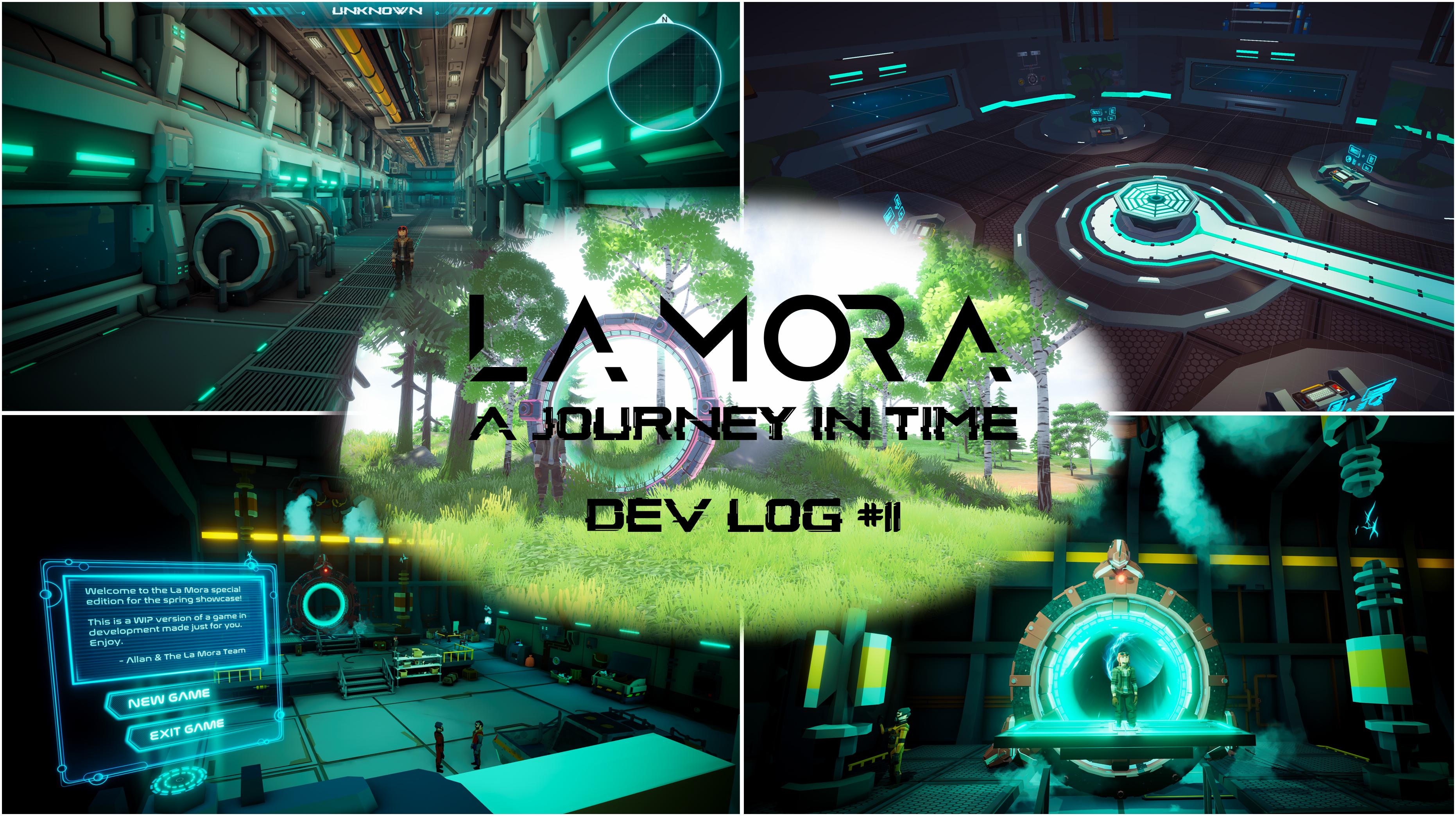 La Mora - A journey in time