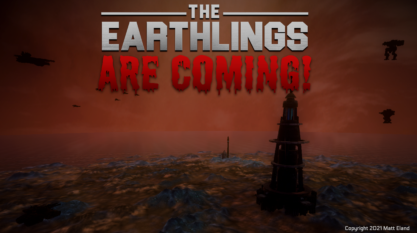 The Earthlings are Coming!