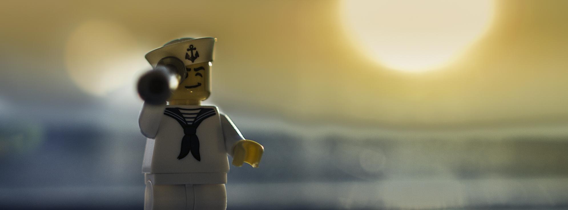 Lego Microgame - tutorial build for WebGL