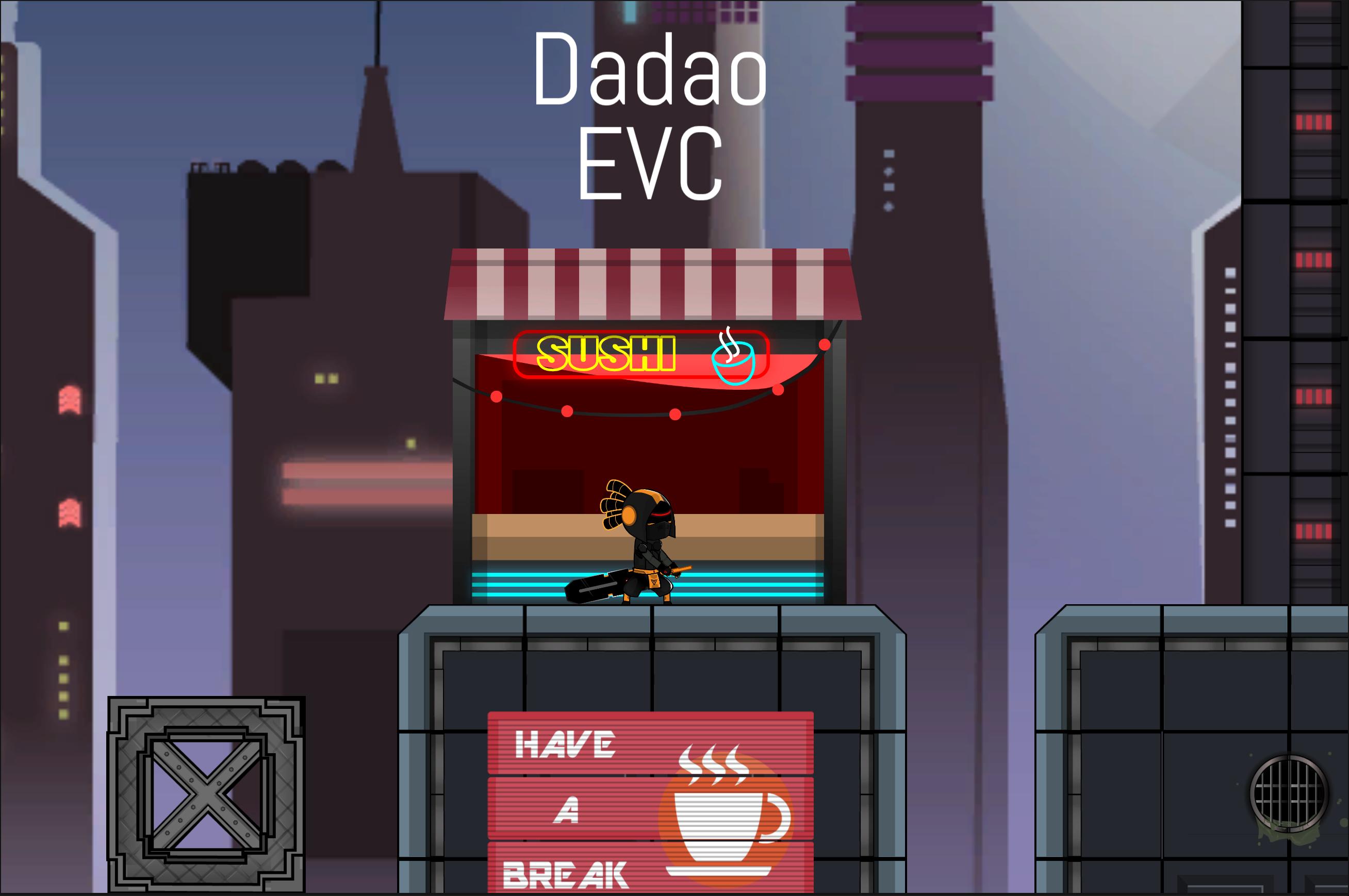 Dadao - EVC Playtesting