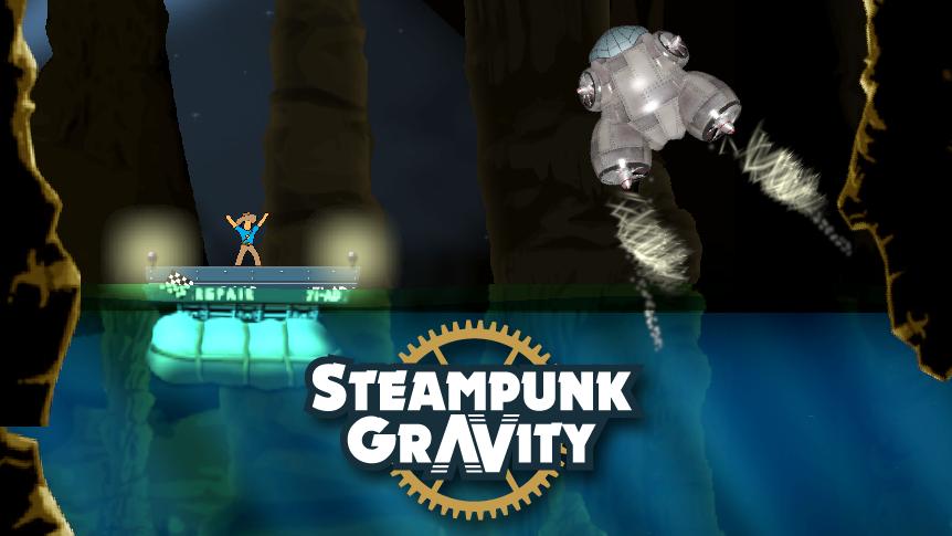 Steampunk Gravity