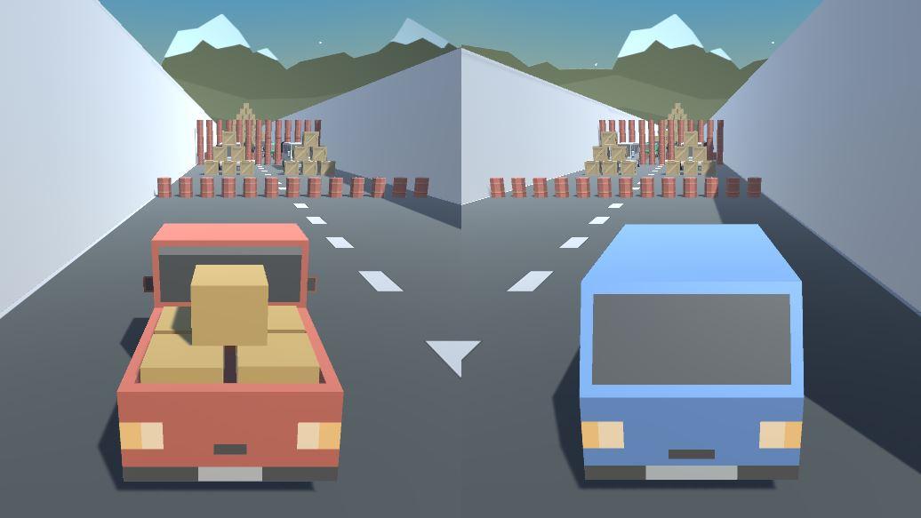 Car Simulator Protoype 1