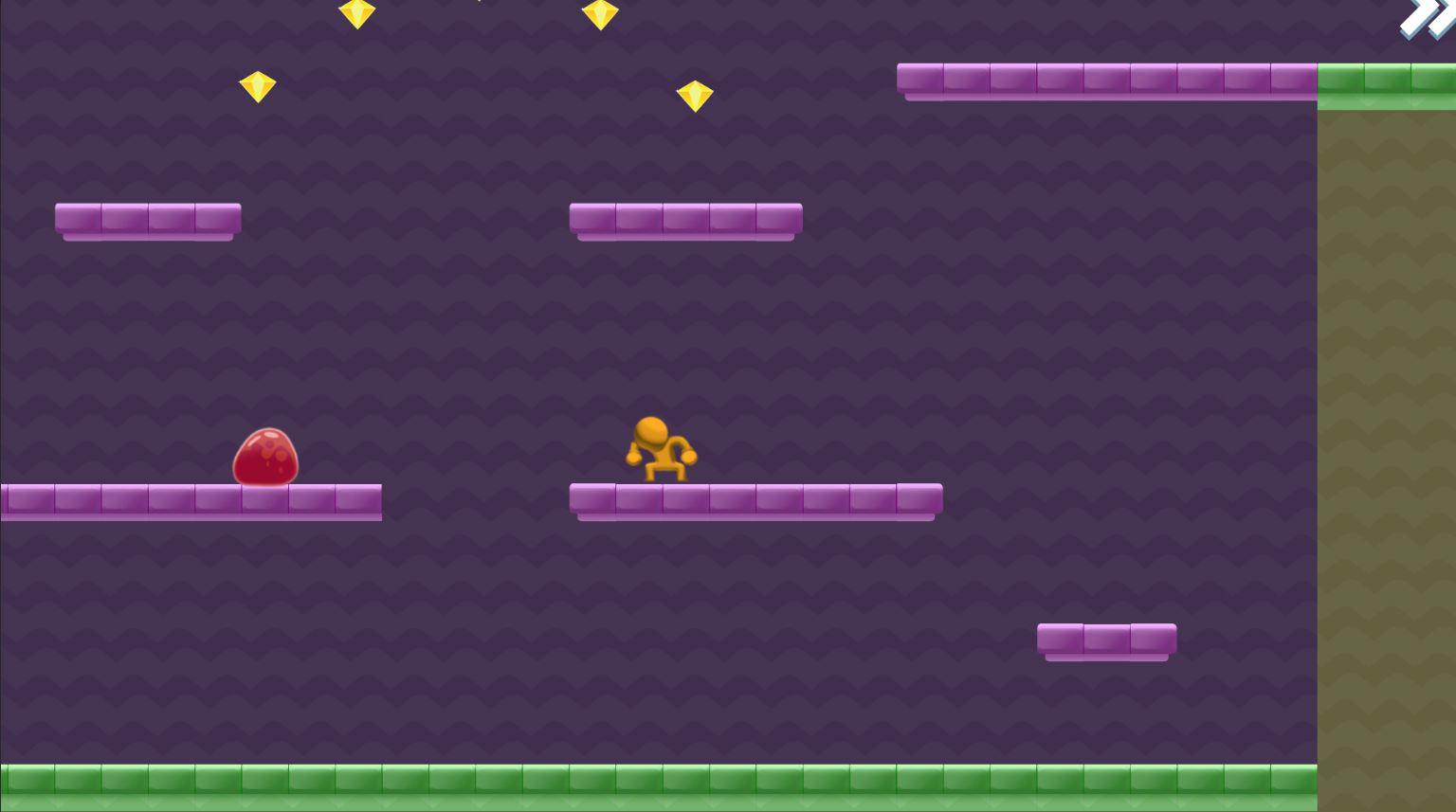 2D Platformer Microgame