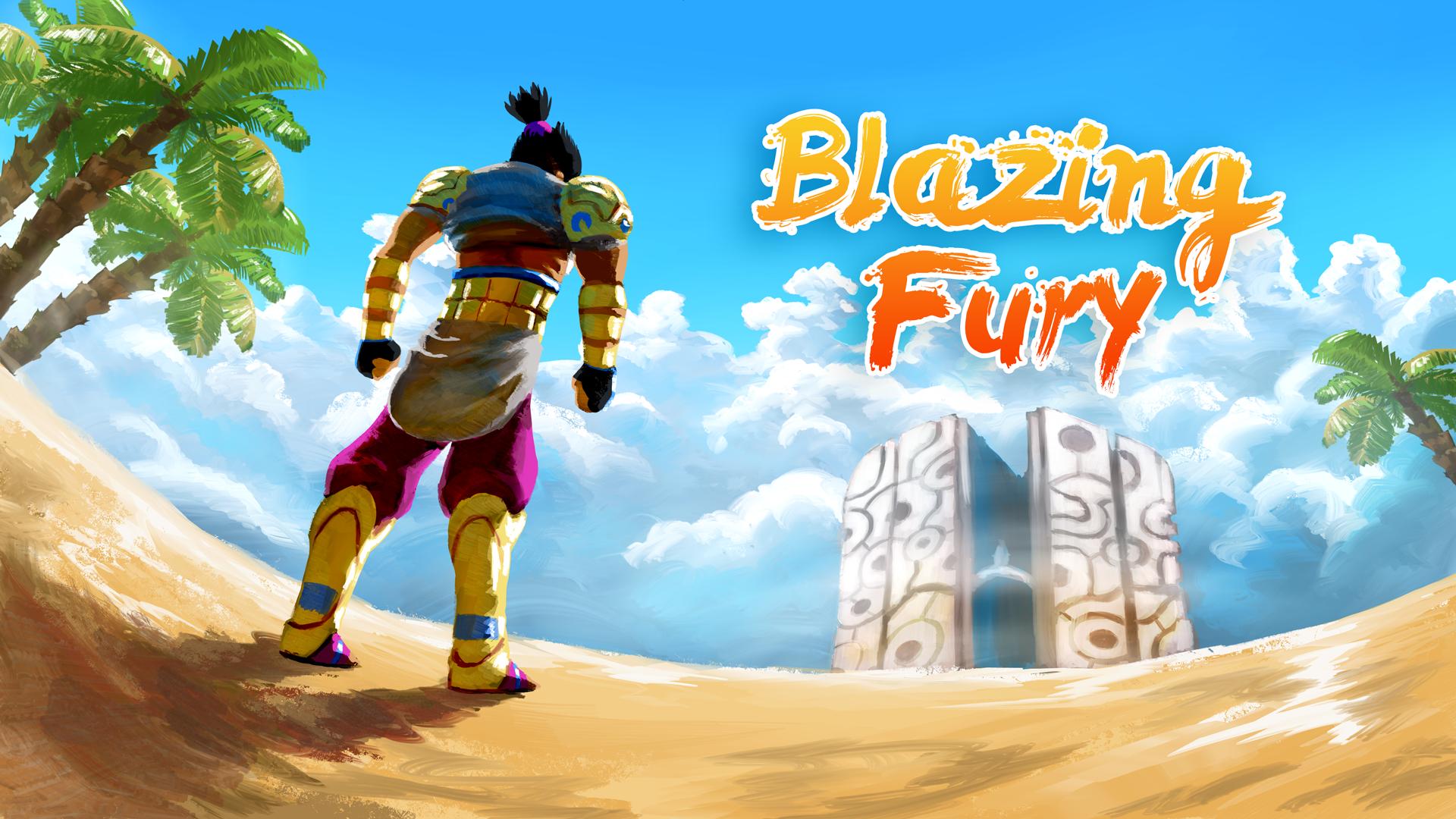 Blazing Fury Demo