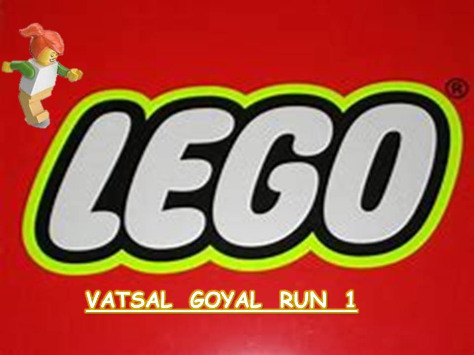 LEGO GAMES: VATSAL GOYAL RUN 1