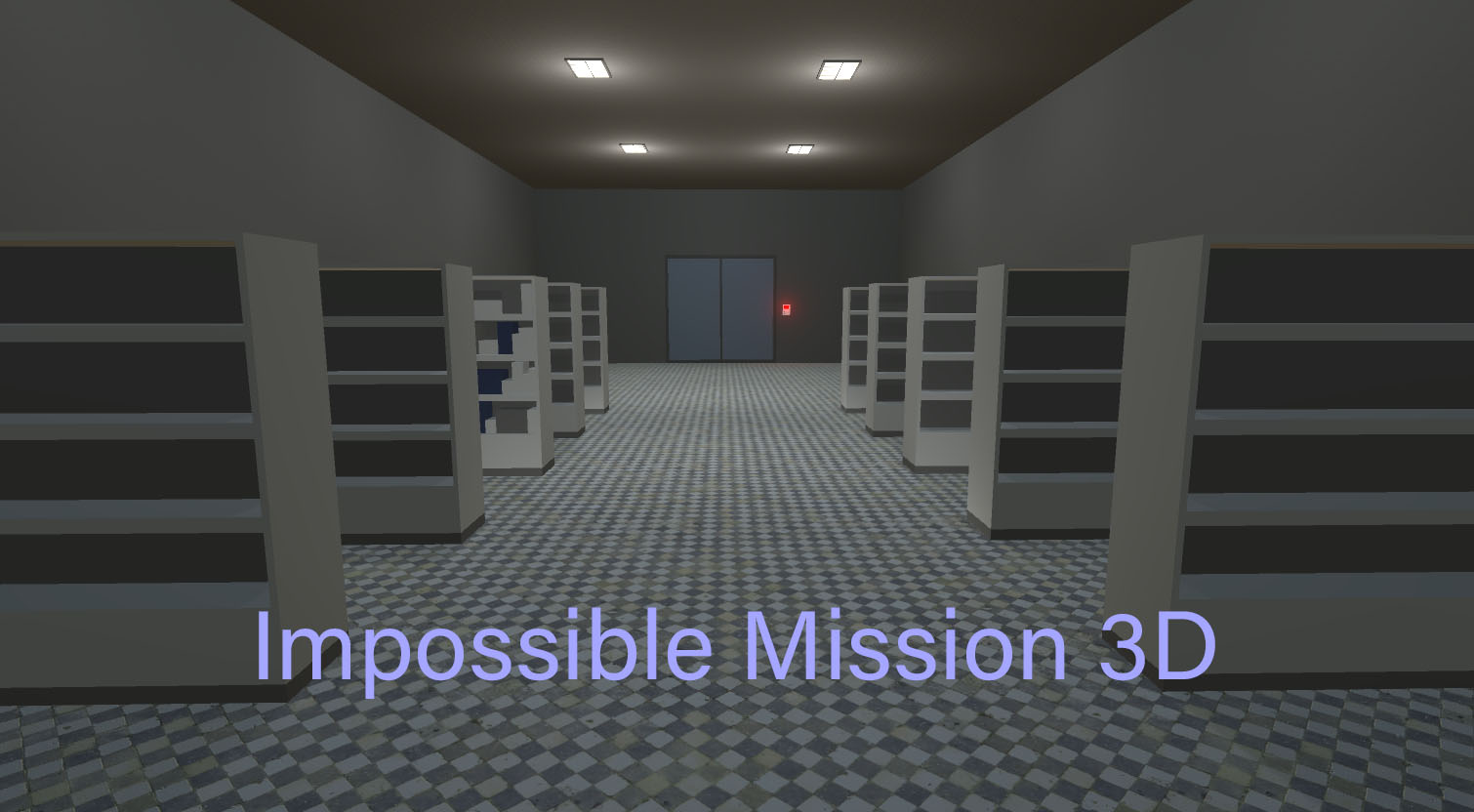 Impossible Mission 3D