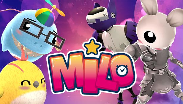 Milo WebGL Demo