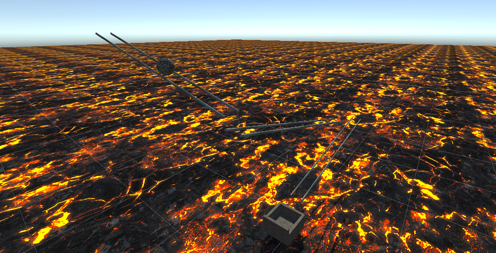 Floor is Lava 0.1