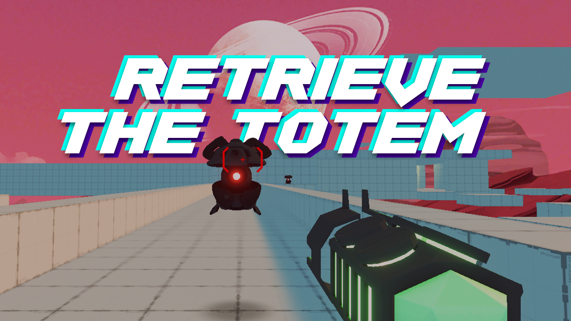 Retrieve the Totem!