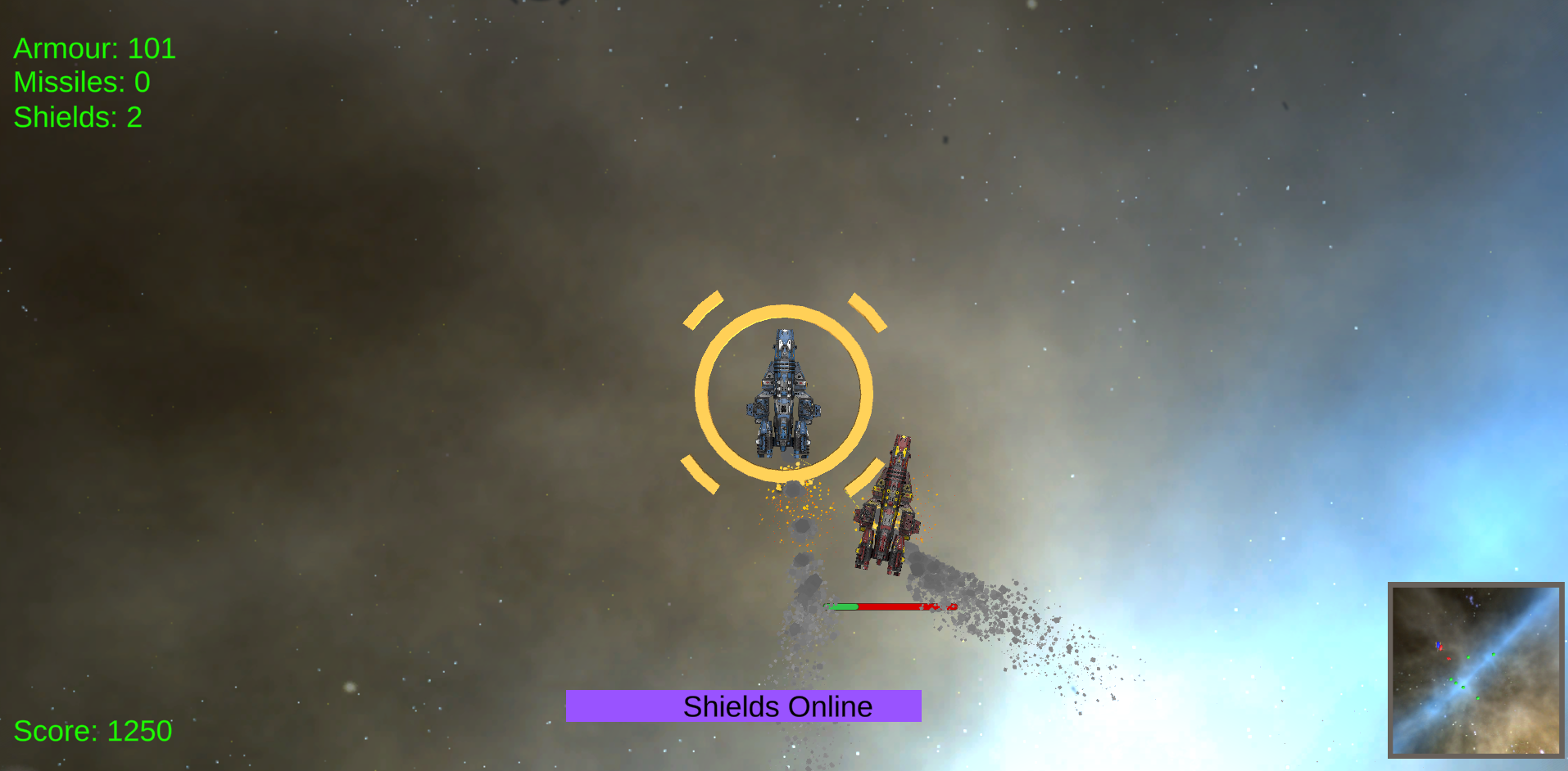 Cruiser Survival