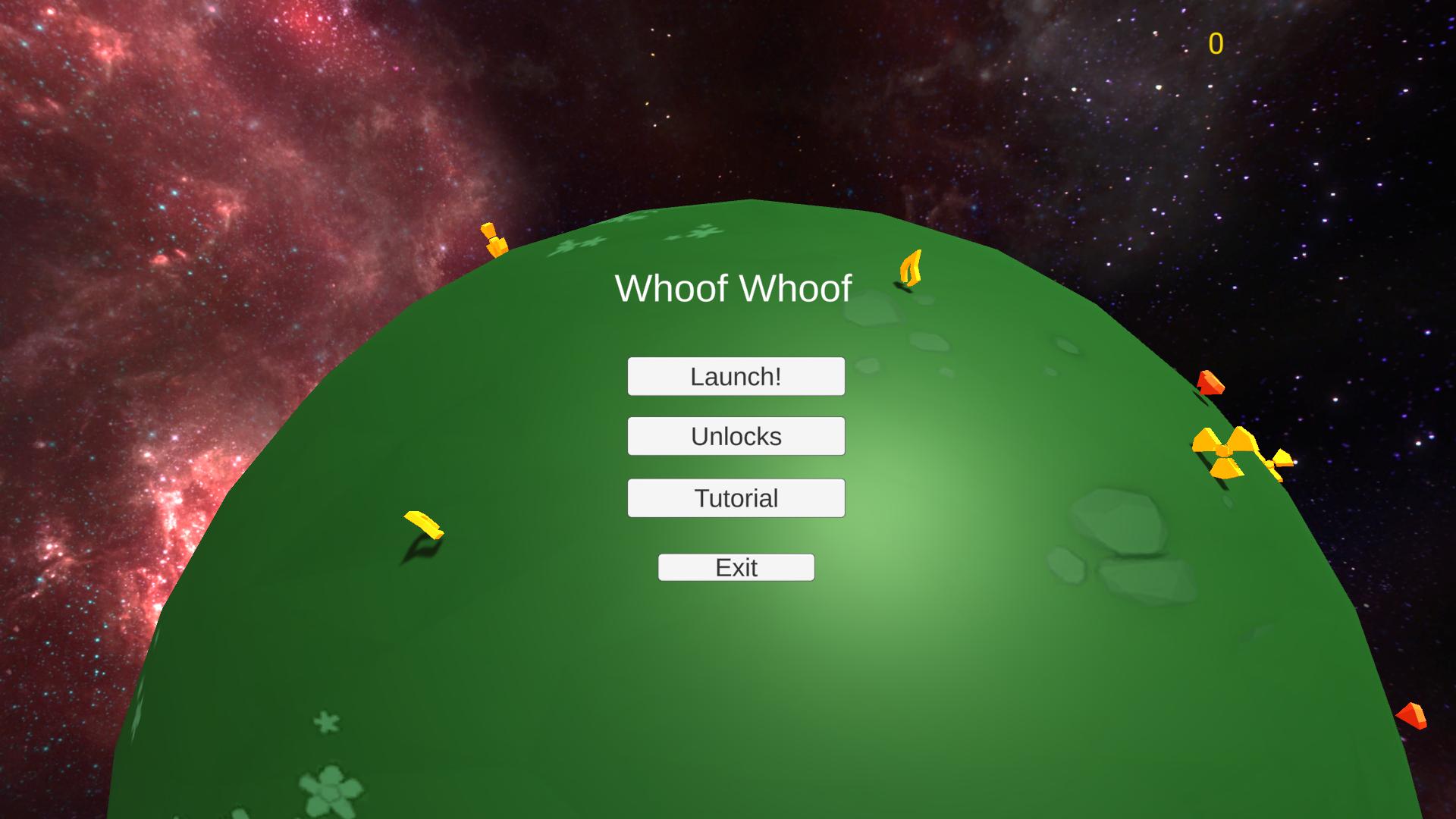 Space Whoof!