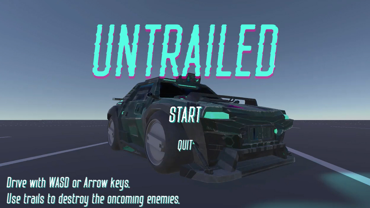 Untrailed